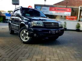 Suzuki Grand Escudo DOHC Turbo