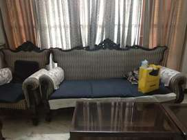 Rosewood Chair / Sofa and Table set