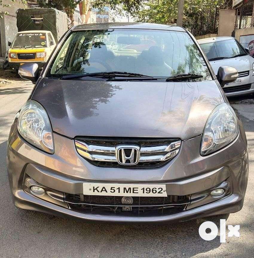 Honda Amaze 2013-2016 VX i-DTEC, 2013, Diesel