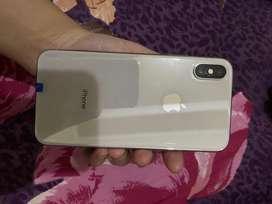 Dijual IPHONE X 256gb mulus