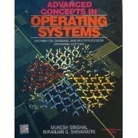 Advanced Concepts in Operating System Distributed, Database, And Multi