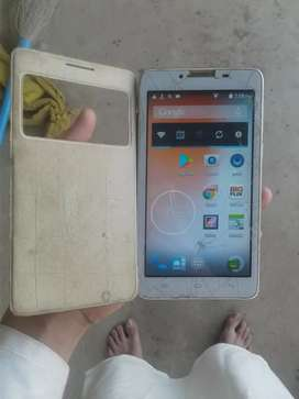 6inch Micromax A102  working condition + new touch