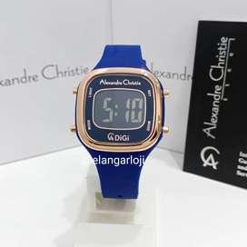 Jam Tangan Alexandre Christie AC 9336 Navy