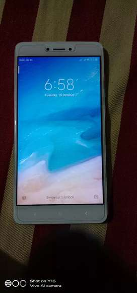 Good condition phone redmi note 4