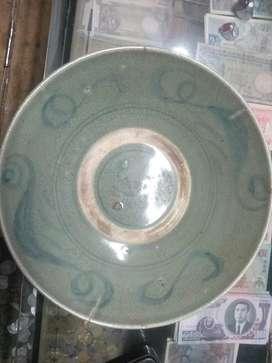 Piring kuno Dinasti cing