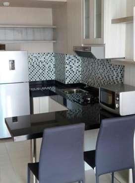 Disewakan Apartemen Puncak Bukit Golf 2BR Full furnish dekat PTC