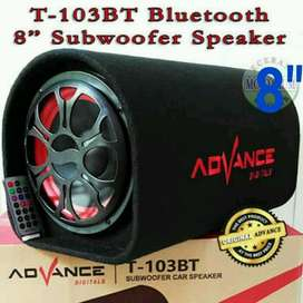 speker advance 8inc sudah blotoot