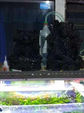 Air terjun aquascape /aquarium