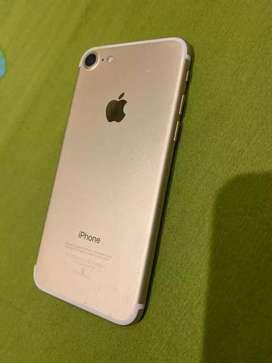 Iphone 7 32 gb unused 6 month warranty bill box