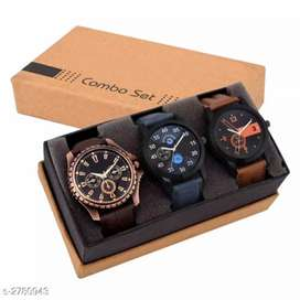 Men watches combo