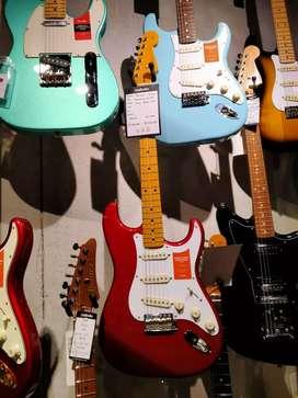 Cicilan Tanpa Kartu Kredit Fender Guitar Japan Trad. 50's MN CAR