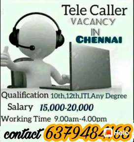 TAMIL TELECALLING, Team leader