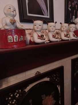 Boneka keramik cina