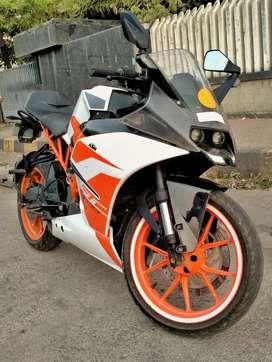 KTM RC 200 NON ABS