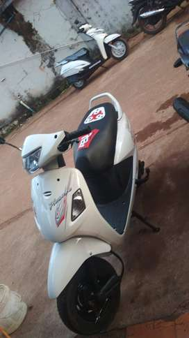 Fully restored scooty for sale