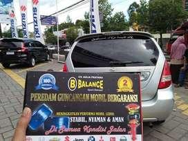 TERBAIK untuk Buat Mobil NYAMAN, Pasangkan BALANCE Damper GARANSI 2Th