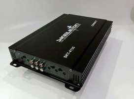 Power audio 4channel skeleton readystock