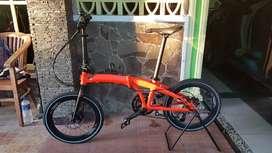 ELEMENT Ecosmo Z9 2X9 Speed cocok buat Bike to Work