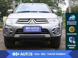 [OLX Autos] Mitsubishi Pajero Sport 2.5 Dakar Diesel A/T 2014 Abu