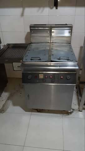 Double fryer