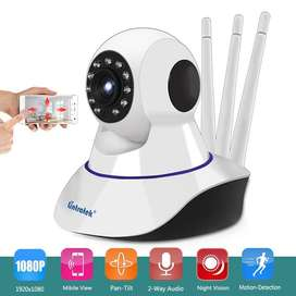 Online Sales in pak IP Wireless Camera WiFi Supported Panoramic Fish C