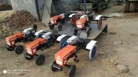 Mini Tractor pedal naal chlda hai havy duty