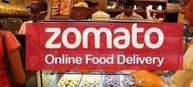 hiring for food delivery boy all over kolkata city