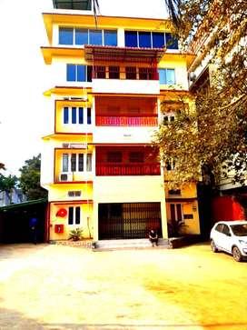 2750 sq ft office area in ganeshguri on main rgb road