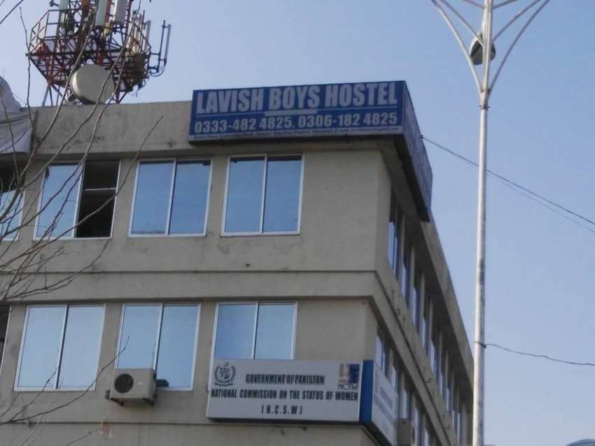 Lavish boys hostel blue area islamabad 0