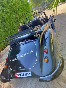 Modify Vintage Wedding Car