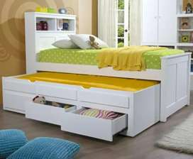 Bedsets, sofasets, kids bed, smart beds, all furniture items available
