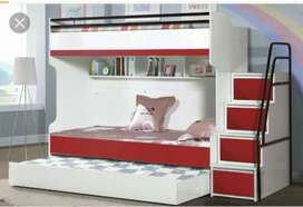Bunker bed for 3 kids
