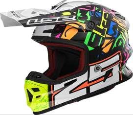 Head Turner Motocross helmet imported from England