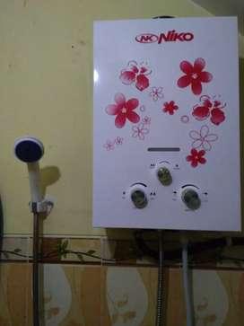 Water Heater_Air Hangat Unit baru ( Tanpa Listrik)