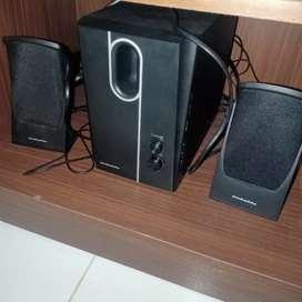 Speaker simbadda