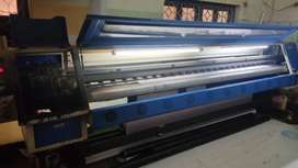 5 years old running Flex Printing Machine for SELL only Rs. 3.75 Lakhs