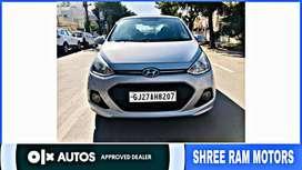 Hyundai Xcent S 1.2 (O), 2015, Diesel