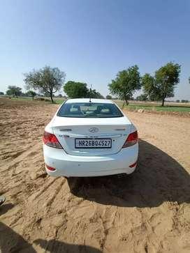 Hyundai Verna 2012 Petrol 100000 Km Driven
