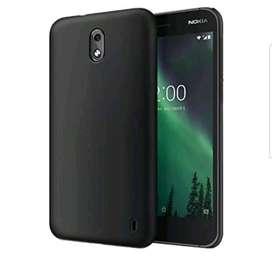 Silikon Hitam Nokia 2