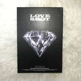 EXO - 5th Album Repackage: Love Shot [Album Only] Love ber