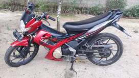 SATRIA FU 150 Desember 2010 Motor Terawat Harga Murah