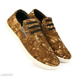 Brown losfer shoes gor men
