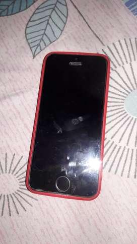 I phone 5s 16gb no problm