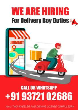 Belapur CBD, Food Delivery Job Salary 16k to 20k