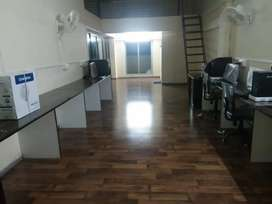 Newly built 1200 Sq. ft commercial office space in MIDC Ambernath