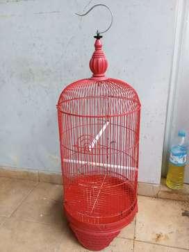 Kandang kapsul kenari atau lovebird merk CC