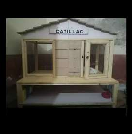 Cat house for sale good design and good look neat and clean