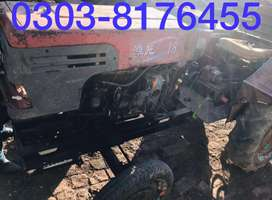 Chota tractor with trolley(better than loader richshaw, pickup, bolan