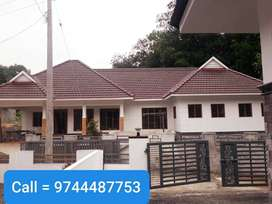 New Beautiful Home For Sale ,12 Cent ,Pala ,Kottayam Road