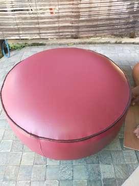 kursi sofa bulat bahan dasar ban mobil bekas